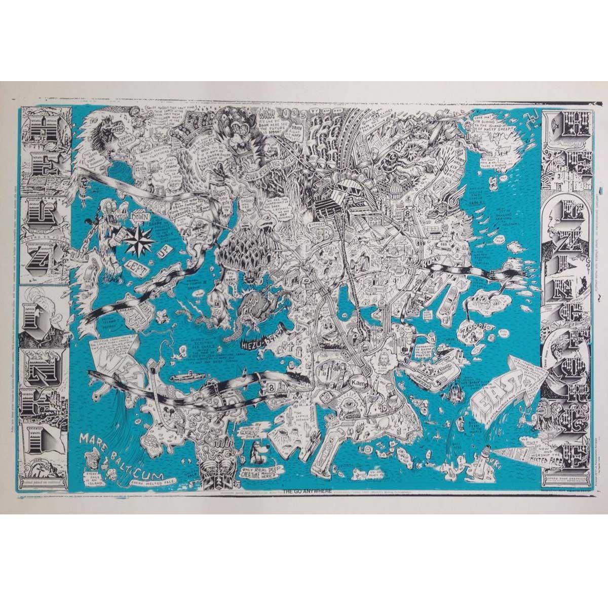 Map Of Helzinki